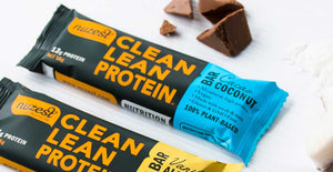 Nuzest Clean Lean Protein Bars are a 100% plant-based protein boost to enhance your energy throughout the day.