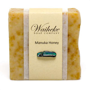 Waiheke Soap Company Handmade Soap Manuka Honey