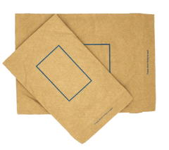 Sustainable jewellery packaging - compostable and recyclable mailers