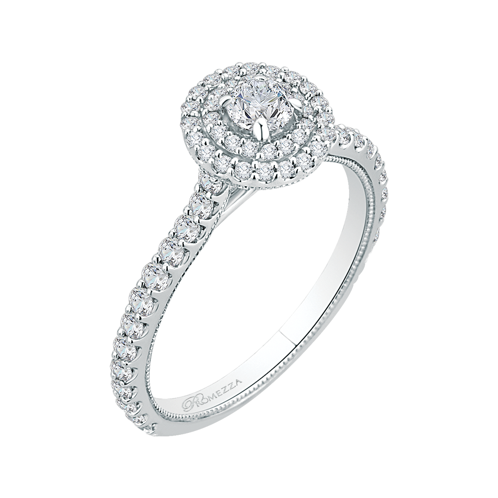 rg round halo in ring nl and through engagement jewelry glance gold diamond cut wedding our double rings rose