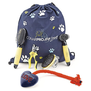 puppies grooming kit
