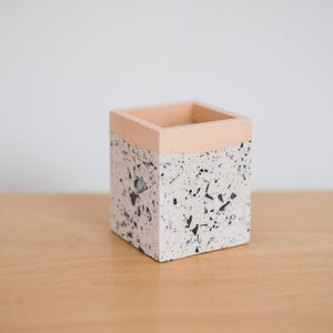 Mini square vessel