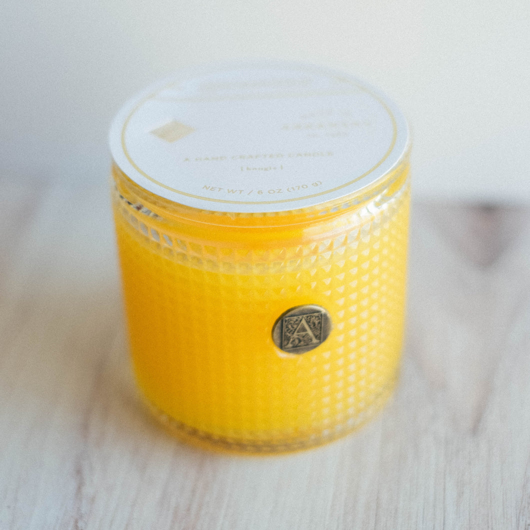Pineapple Agave Candle