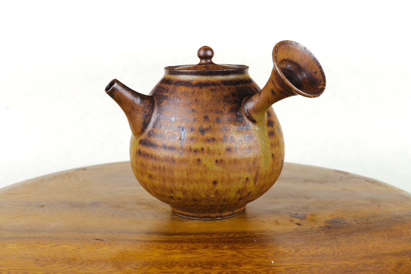 Tiger's Eye Kyusu - No. 2