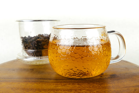 Glass Teapot Mug