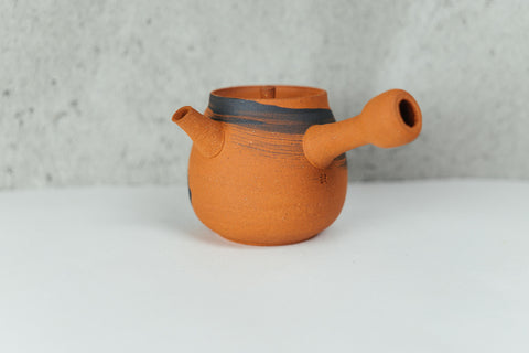 Oregon Red Brush Kyusu No. 1