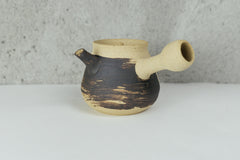 Idaho Buff Enso Brush Kyusu No. 6