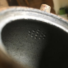 Wood Fired Scar Kyusu