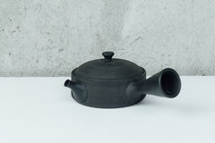 Pancake Kyusu - Reduction Fired Shudei