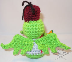 Cuddly Cosplay Cthulhu 11th Doctor Plush