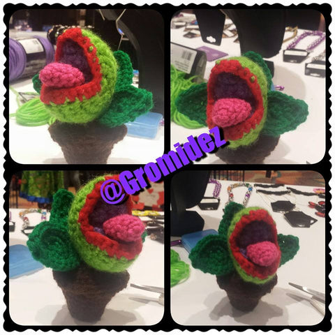 Little Shop of Horrors Audrey II Plush