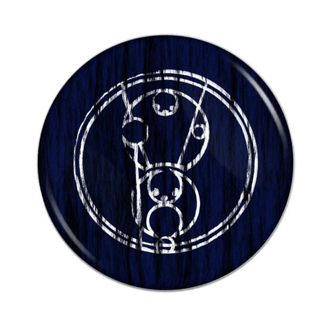 "Doctor Who ""Bad Wolf"" in Gallifreyan"