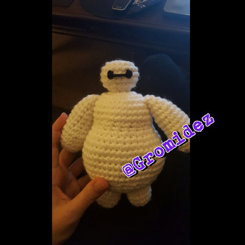 Big Hero 6 Baymax Plush