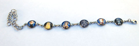 Doctor Who Fan Art Bracelet