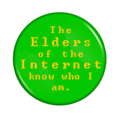 IT Crowd The Elders of the Internet Know Who I Am