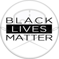 Black Lives Matter Button - Profits Donated