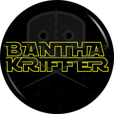 Star Wars - Inspired BANTHA KRIFFER button