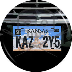 Supernatural KAZ 2Y5 button