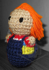 Horror Icon Collection- Child's Play - Inspired Chucky Plush