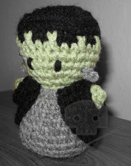 Horror Icon Collection- Frankenstein - Inspired Monster Plush