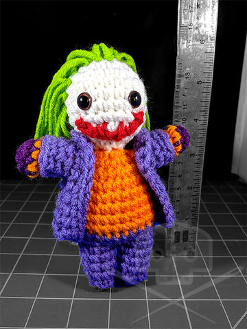 Batman Joker Plush