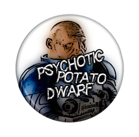 Doctor Who Strax Psychotic Potato Dwarf