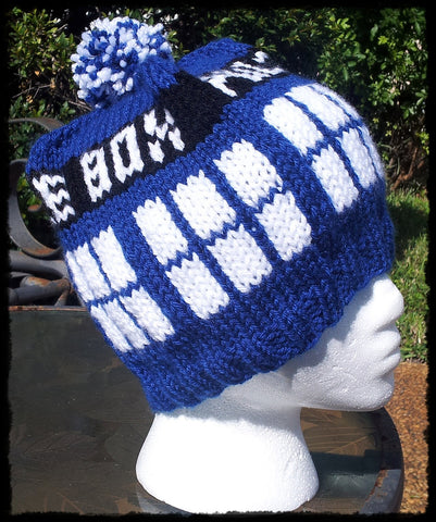 Doctor Who TARDIS Hat