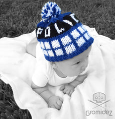 Doctor Who TARDIS Baby Hat