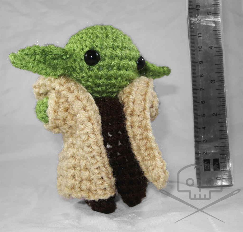 Star Wars Yoda Plush