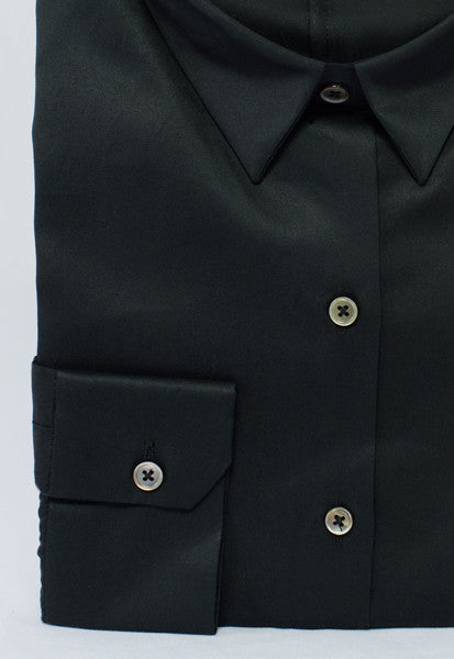The Perfect Poplin (Black) - STATE OF G