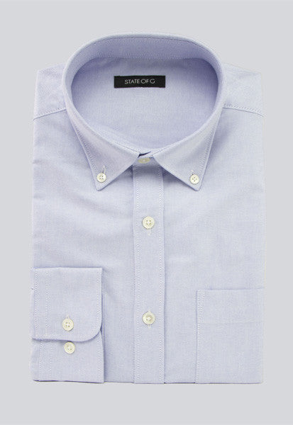 The Only Oxford (Light Blue) - STATE OF G