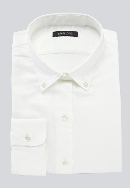 The Only Oxford (White) - STATE OF G