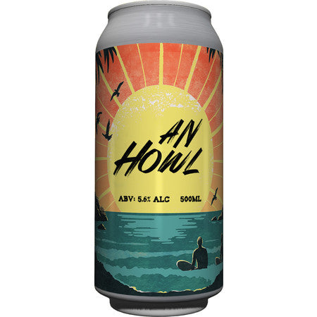 AN HOWL 5.6% GOLDEN ALE