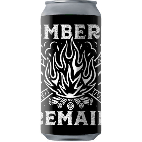 Embers Remain Cinder Toffee & Vanilla Stout 6%