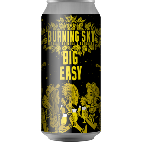 Big Easy 8% DIPA