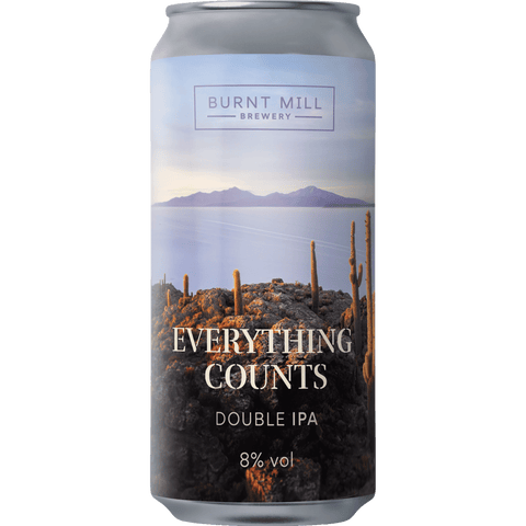 Everything Counts 8% NE DIPA