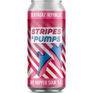 Stripes & Pumps 4.2% Sour