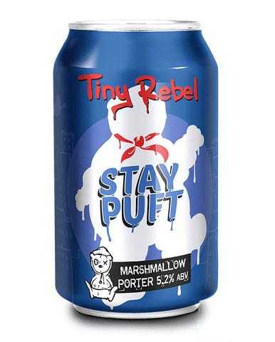 Stay Puft 5.2% Marshmallow Stout