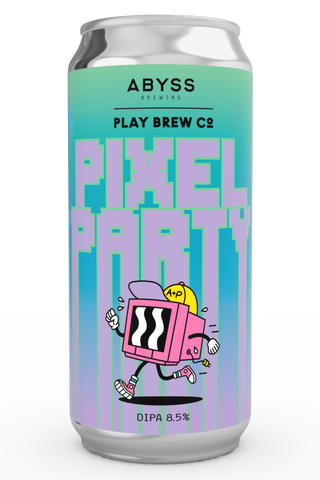 Pixel Party 8.5% dipa