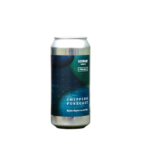 Shipping Forecast Baltic Porter 10.2%