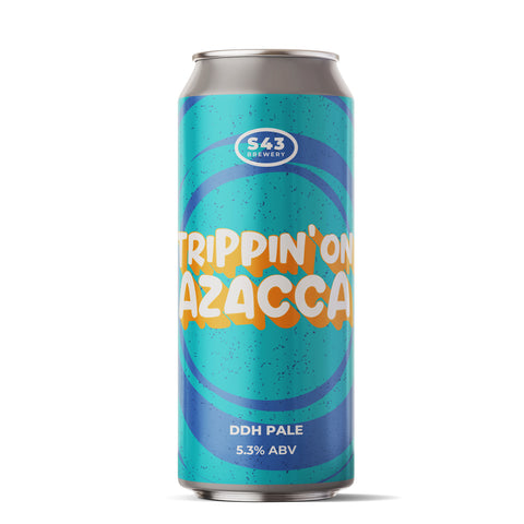 Trippin on Azacca 5.3% PALE