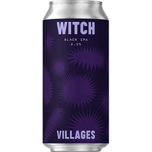 Witch 6.5% BLACK IPA