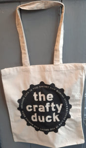 Crafty Duck Tote bag
