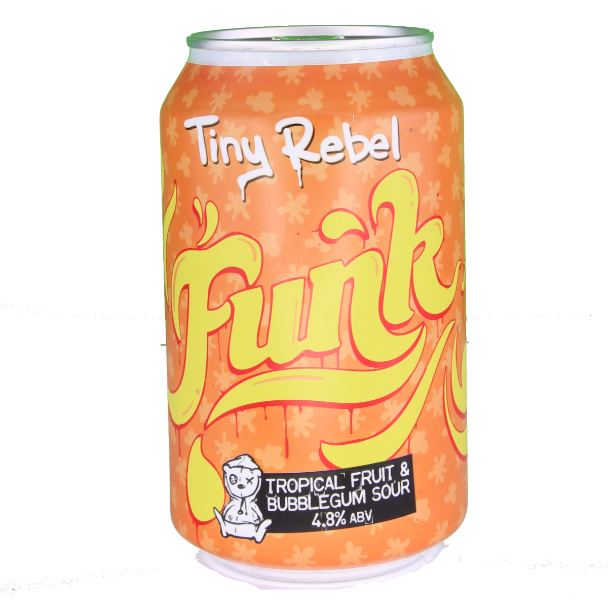 Funk - Tropical Fruit & Bubblegum Sour 4.8%