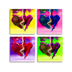 Load image into Gallery viewer, Valentine - Set of 4
