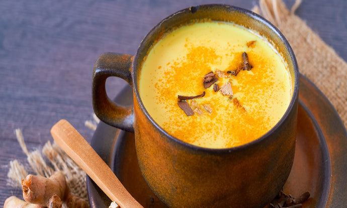 Haldi Doodh (Golden Milk) recipe