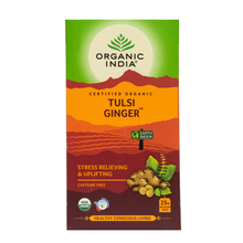 Load image into Gallery viewer, Organic India Tulsi Ginger