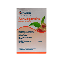 Load image into Gallery viewer, Himalaya Ashvagandha General Wellness