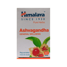 Load image into Gallery viewer, Himalaya Ashvagandha Rejuvenates mind & body