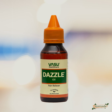 Vasu Health Care Dazzle Oil - ayurvedmarketplace.